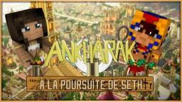 Ankharak : À la poursuite de Seth - Map aventure Minecraft Map & Project