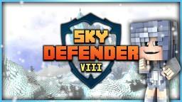 Sky Defender VIII -  Ice Castle Minecraft Map & Project