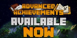 MMO Gaming Advanced Survival Achievements! Minecraft Map & Project