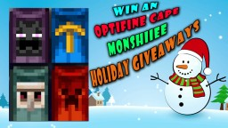 Win An OPTIFINE CAPE Holidays Giveaways Minecraft Blog