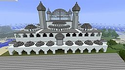 Mosque Minecraft Map & Project