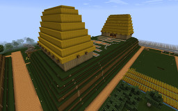 Mound Culture [Build Preview] Minecraft Map & Project