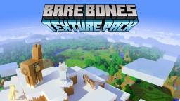 Bare Bones Texture Pack 1.14 Minecraft Texture Pack