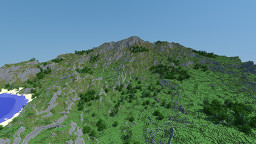 Mountain Terrain - by Aerius Minecraft Map & Project