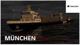 MS MÜNCHEN [FULL INTERIOR] Minecraft Map & Project