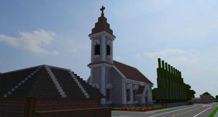 Church of Saint Monica, Rachet
