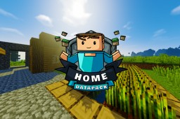 Home datapack (sethome/home) Minecraft Data Pack