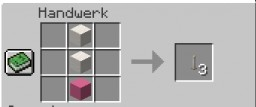 New End_Rod Recipes Minecraft Data Pack