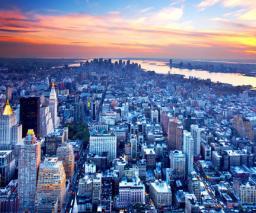 Small New York City Minecraft