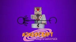 NindoCraft [Naruto Data Pack] (Beta 1.2) Minecraft Data Pack