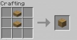 Slab Recycling Minecraft Data Pack