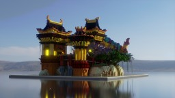 101x101 Oriental styled Fantasy plot | Download Minecraft Map & Project