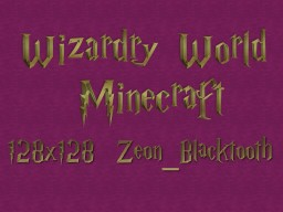 Wizardry World 1.14.4 V5.2 Minecraft Texture Pack