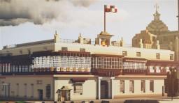 Palacio Arzobispal de Lima, Plaza Mayor, Lima, Peru Minecraft Map & Project