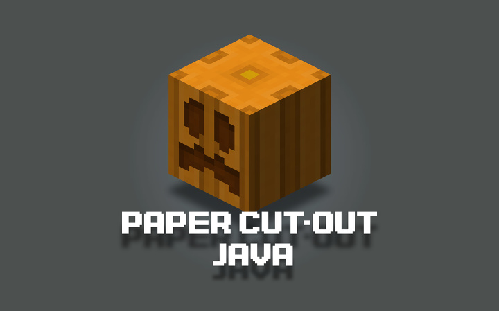Paper Cut Out Culture 1 17 1 12 1 16 Minecraft Texture Pack