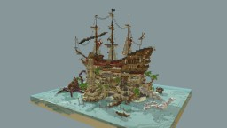 Pirat Bay Minecraft Map & Project