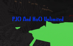 PJO and HoO Unlimited Minecraft Mod