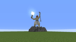 Special Statue Poseidon | Statue - 01 Minecraft Map & Project