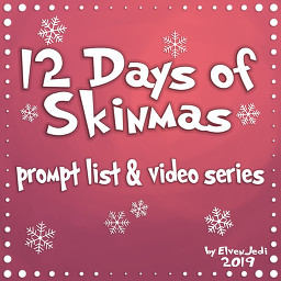 12 Days of Skinmas Minecraft Blog