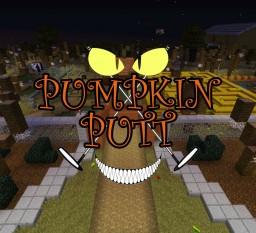 Pumpkin Putt: Halloween Mini Golf Minecraft Map & Project