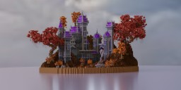 MANOR OF THE DUKE HEADLESS Minecraft Map & Project