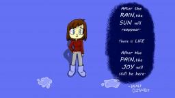 ☔ Rainy Days 🌈 --Good Quotes-- 📜 Minecraft Blog