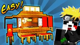 How to Build a Ramen Cart! (Tutorial) Minecraft Blog