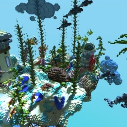 Sky Underwater Project | By Glyphs Minecraft Map & Project