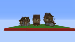 Medieval Houses | Pack - 02 Minecraft Map & Project