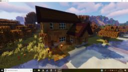Autumn Default Minecraft Texture Pack