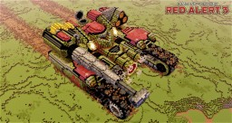Hammer tank | C&C Red Alert 3 Minecraft Map & Project