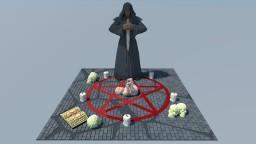 Halloween special - satanic ritual Minecraft Map & Project