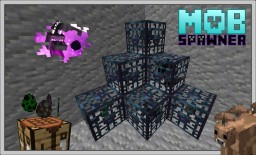 Mob Spawner [1.14-20w07a] Minecraft Data Pack
