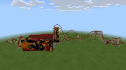 HOLLYWOOD RIP RIDE ROCKIT Minecraft Map & Project