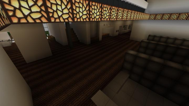 New School Floor