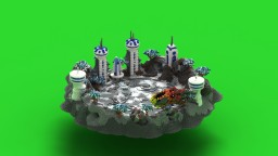 Duels - SpacePort Minecraft Map & Project