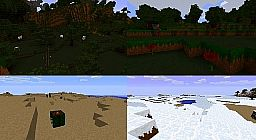 DragonCraft Minecraft Texture Pack