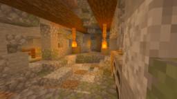 ORANGE SHADERS BEDROCK Minecraft Texture Pack