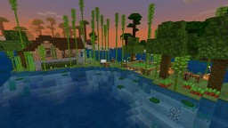 Peaceful Survival World Minecraft Map & Project