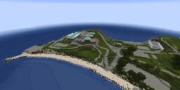 Little St. James - Jeffrey Epstein Private Island Rebuild Minecraft Map & Project