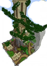 King's Town Minecraft Map & Project