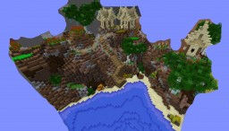 North Beach Minecraft Map & Project