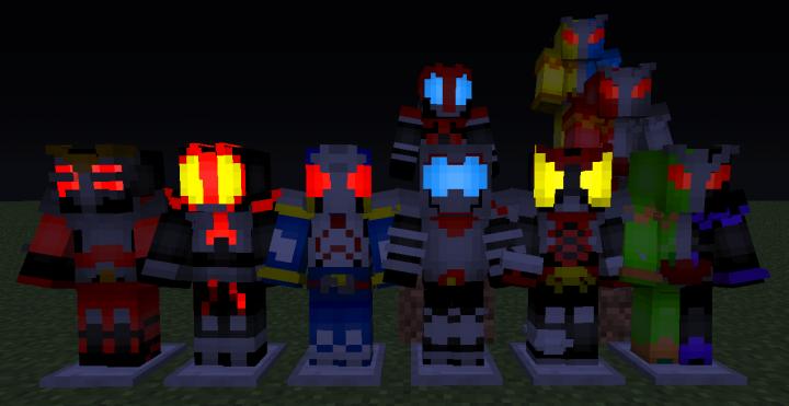 All Glow Effects so far added
