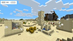 SEED:Beautifully destroyed world Minecraft Map & Project