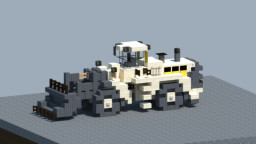 Volvo-L350F  Wheel loader [With download] Minecraft Map & Project