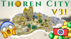 City of Thoren V3.1! |  ↳  7 Years Old  ↵ |  Lore + Interrior + Role-play | Version 1.5.2