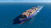 3:1 Scale Container ship