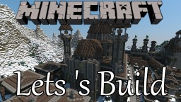 Snowy Kingdom Cathedral Minecraft Map & Project