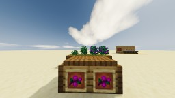 Purple Berry Bush pack Minecraft Texture Pack