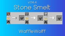 Stone Smelt - Granite Diorite Andesite To Stone Minecraft Data Pack